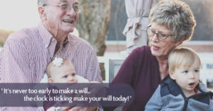 Making a Will Apply Online